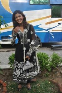 Actress Oviya at Kalakalappu Press Meet Stills