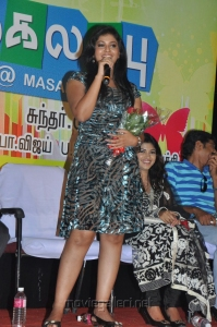 Anjali at Kalakalappu (Masala Cafe) Press Meet Stills