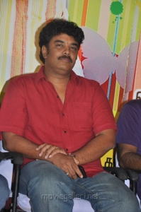 Sundar C at Kalakalappu Press Meet Stills