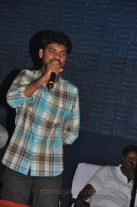 Vimal at Kalakalappu Press Meet Stills