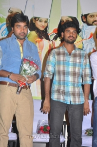 Shiva, Vimal at Kalakalappu Press Meet Stills