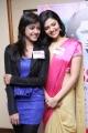 Vithika, Srimukhi @ Kalamandir Max Miss Hyderabad 2014 Press Meet Stills