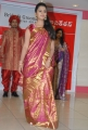 Manasa at Kalanikethan Bride & Groom Collection 2013 Launch, Hyderabad