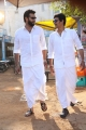 Arulnithi, Jeeva in Kalathil Santhipom Movie Stills