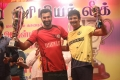 Arulnithi, Jiiva in Kalathil Santhipom Movie Stills