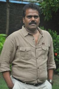 Director Thangar Bachan at Kalavadiya Pozhudhugal Press Meet Stills