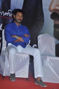 Actor Prabhu Deva at Kalavadiya Pozhudugal Press Meet Stills