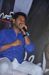 Actor Prabhu Deva at Kalavadiya Pozhudhugal Press Meet Stills