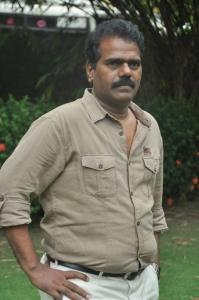 Director Thangar Bachan at Kalavadiya Pozhudugal Press Meet Stills