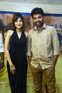 Oviya, Vimal @ Kalavani 2 Movie Thanks Meet Photos