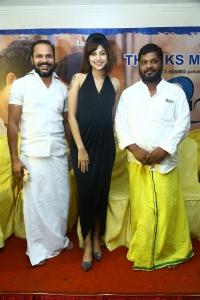 Durai Sudhakar, Oviya, Sarkunam @ Kalavani 2 Movie Thanks Meet Photos