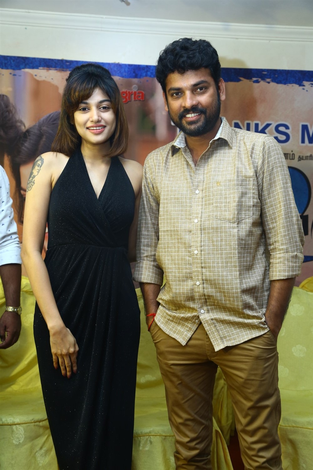 Oviya, Vimal @ Kalavani 2 Movie Thanks Meet Photos