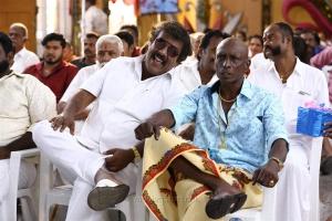 Ramadoss, Rajendran in Kalavani Mappillai Movie Images HD