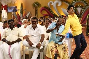 Ramadoss, Rajendran, Chaams in Kalavani Mappillai Movie Images HD