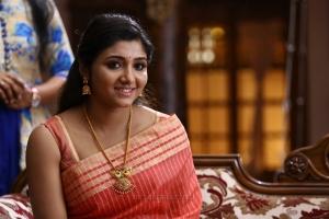 Actress Aditi Menon in Kalavani Mappillai Movie Images HD