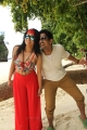 Trisha Krishnan, Siddharth in Kalavathi Movie Hot Photos