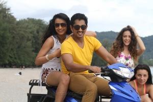 Trisha Krishnan, Siddharth in Kalavathi Movie Stills
