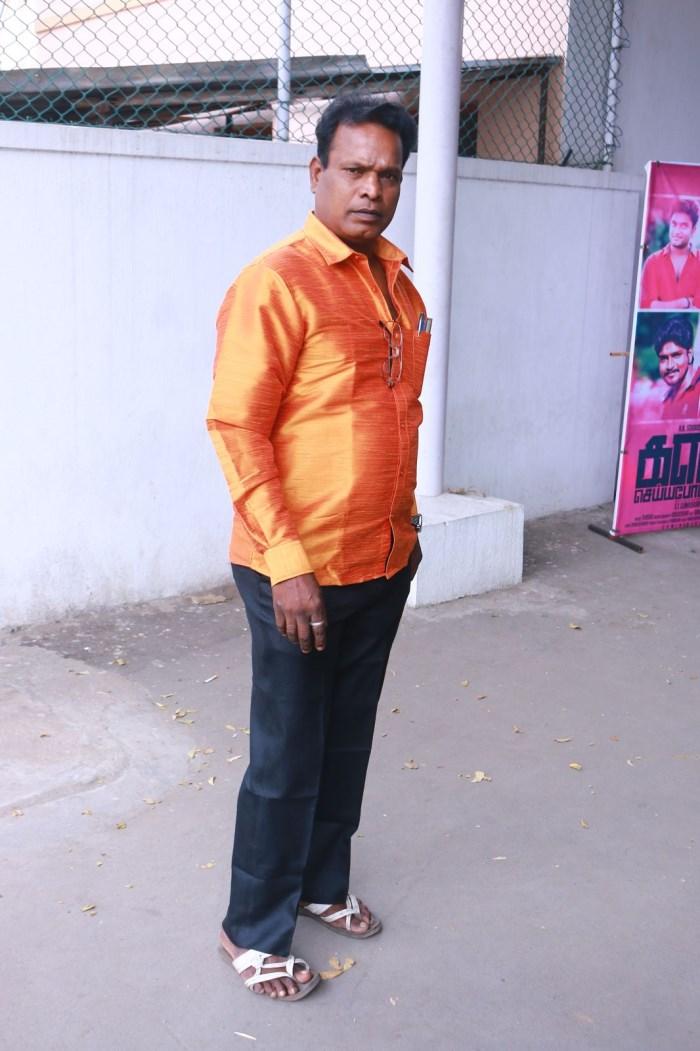 Mahanadhi Shankar @ Kalavu Seiya Porom Movie Audio Launch Stills