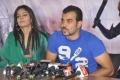 Chaitanya Krishna, Chandini at Kali Charan Telugu Movie Audio Success Meet Stills