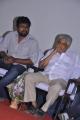 M.Rajesh,Editor Mohan at Kaliyugam Audio Launch Stills