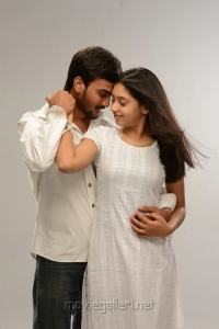 Nidhi Taylor, Ajay in Kaliyugam Movie Stills