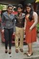 Gajesh Anand Babu, Dimple Chopade, Jennifer @ Kalkandu Movie Team Interview Photos