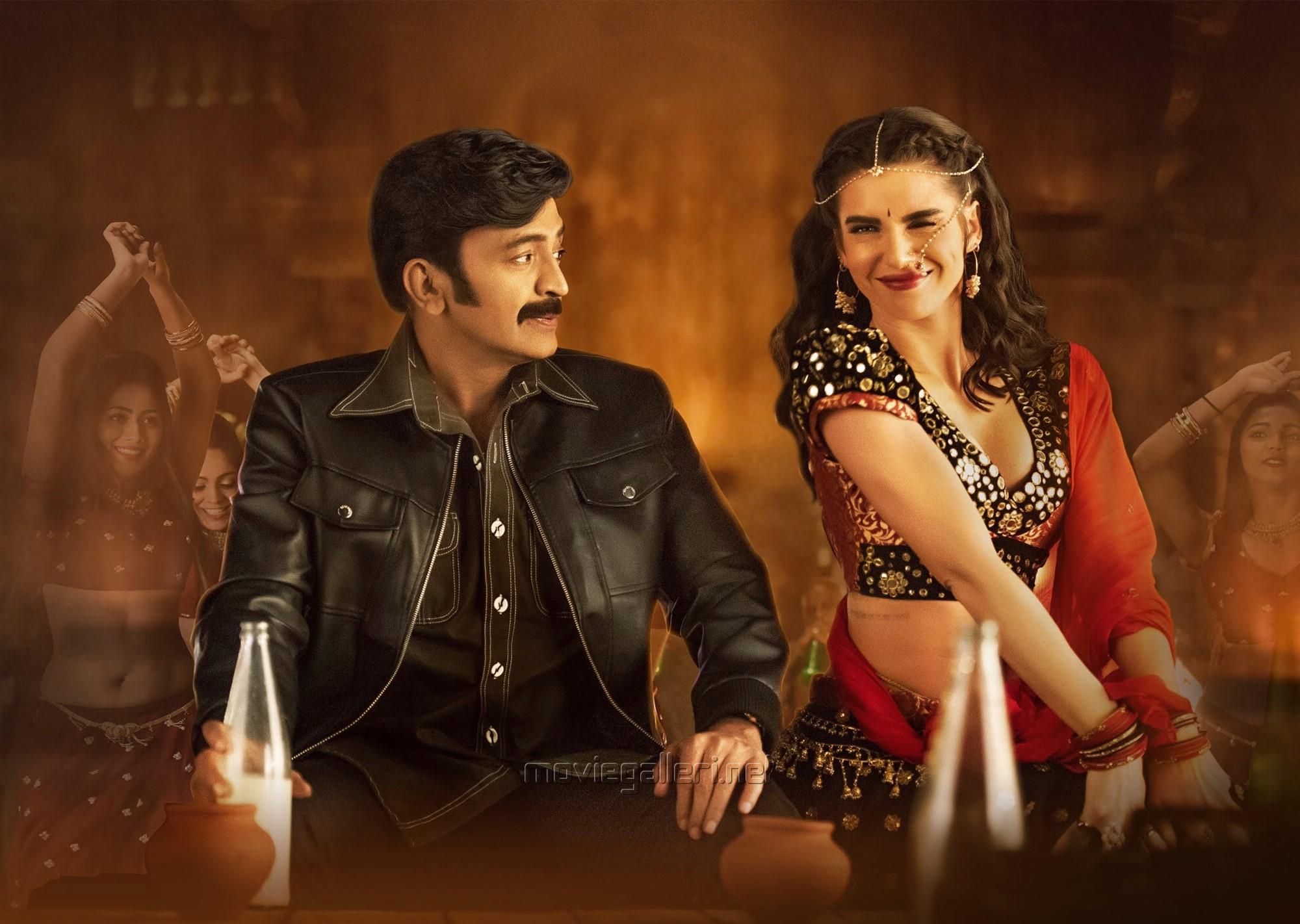 Rajasekhar, Scarlett Wilson in Kalki Movie Stills HD