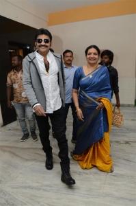 Rajasekhar, Jeevitha @ Kalki Movie Teaser Launch Stills