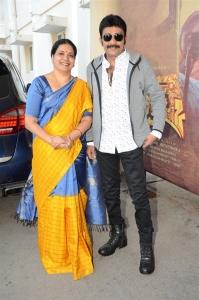 Jeevitha, Rajasekhar @ Kalki Movie Teaser Launch Stills