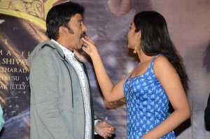 Rajasekhar, Shivatmika @ Kalki Movie Teaser Launch Stills