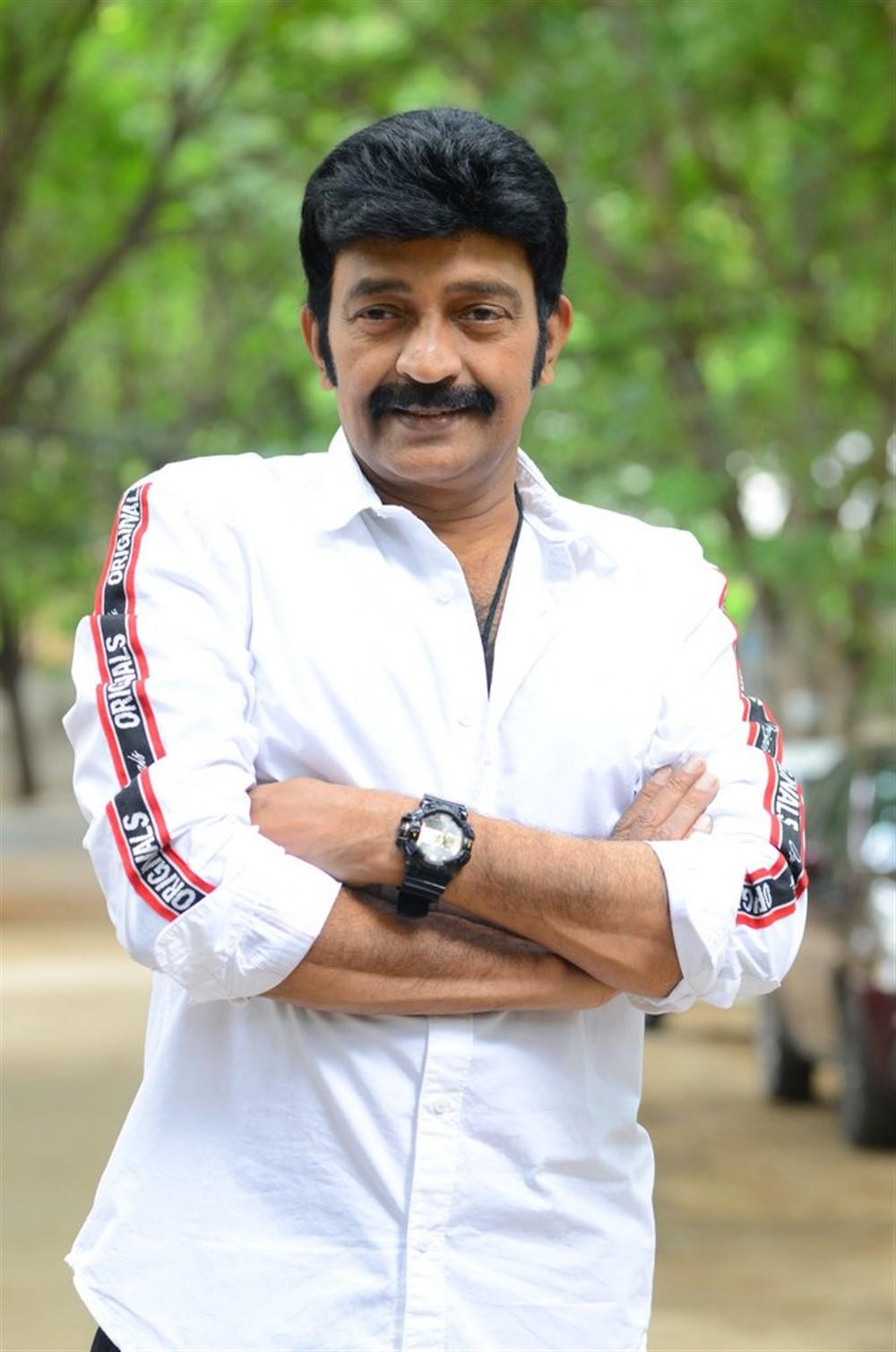 Actor Rajasekhar Kalki Movie Interview Stills