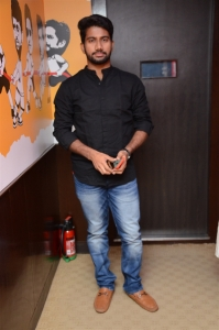 Director Prashanth Varma @ Kalki Movie Song Launch in RED FM Photos