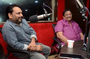 Krishnakanth, C Kalyan @ Kalki Movie Song Launch in RED FM Photos