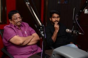 C Kalyan, Prashanth Varma @ Kalki Movie Song Launch in RED FM Photos