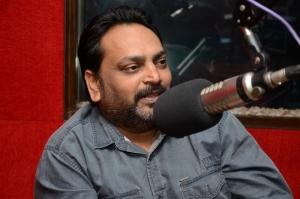 Lyricist Krishna Kanth @ Kalki Movie Song Launch in RED FM Photos