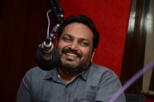 Lyricist Krishnakanth @ Kalki Movie Song Launch in RED FM Photos