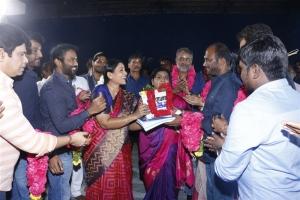 Saranya, Kutty Padmini, Ponvannan @ Kallapart Movie Pooja Stills
