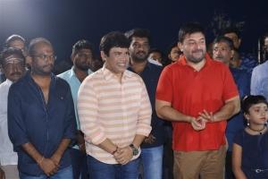 Rajapandi, Anandaraj, Aravind Swamy @ Kallapart Movie Pooja Stills