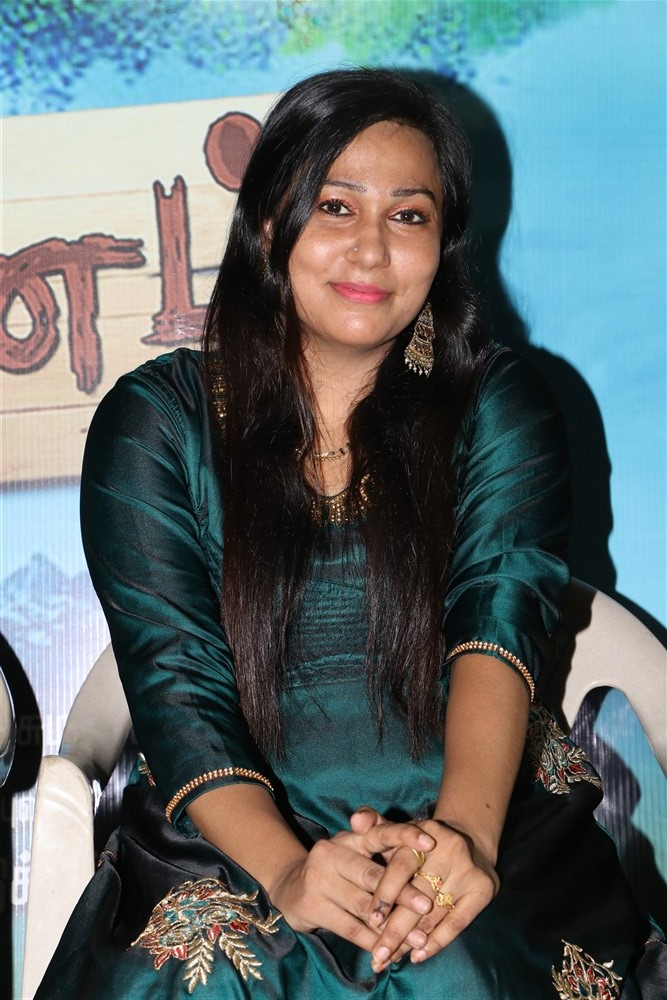 Actress Swapna @ Kallathanam Audio Launch Photos