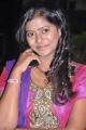 Actress Kalpana Jeyam at Mudhal Thagaval Arikkai Movie Audio Launch