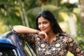 Telugu Actress Kalpika Ganesh Pictures @ Sita On The Road Movie Trailer Launch