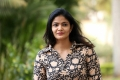 Actress Kalpika Ganesh Pictures @ Sita On The Road Movie Trailer Launch