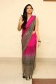 Actress Kalpika Ganesh in Saree Pics HD @ Padi Padi Leche Manasu Pre Release