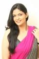 Telugu Actress Kalpika Ganesh in Saree Latest Pics HD