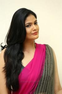 Actress Kalpika Latest Pics HD @ Padi Padi Leche Manasu Pre Release