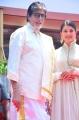 Amitabh Bachchan, Aishwarya Rai @ Kalyan Jewellers T Nagar Showroom Launch Stills
