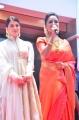 Aishwarya Rai, Manju Warrier @ Kalyan Jewellers T Nagar Showroom Launch Stills