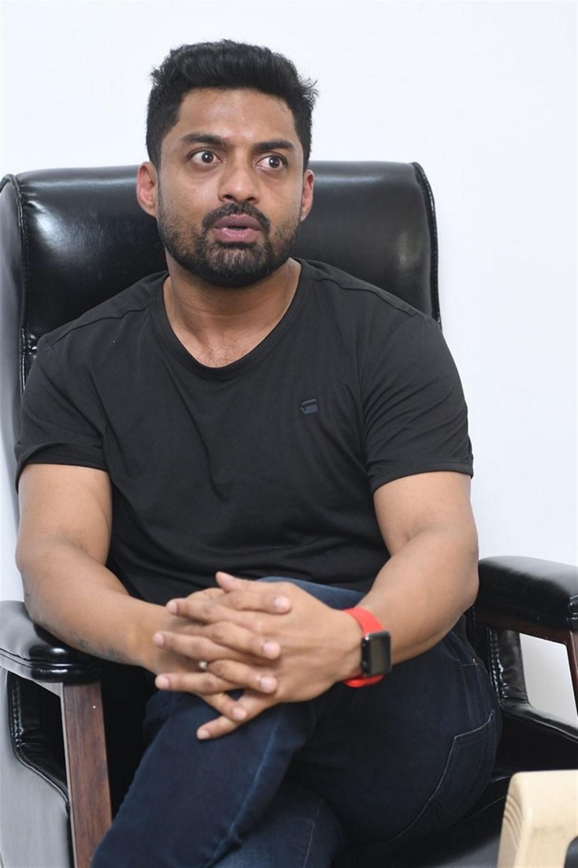 Naa Nuvve Hero Nandamuri Kalyan Ram Interview Photos