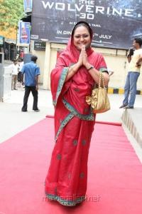 Kameela Nasser @ Kalyana Samayal Saadham Audio Launch Stills