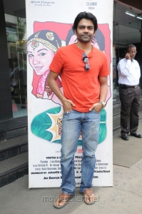 Actor Raghav at Kalyana Samayal Saadham Audio Launch Stills